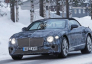 В сети появились шпионские снимки кабриолета Bentley Continental GT